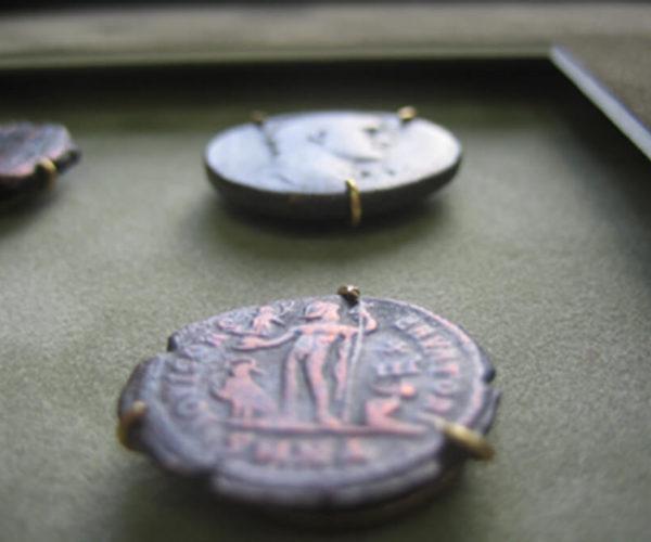 MECH art oprawa monety Warszwa