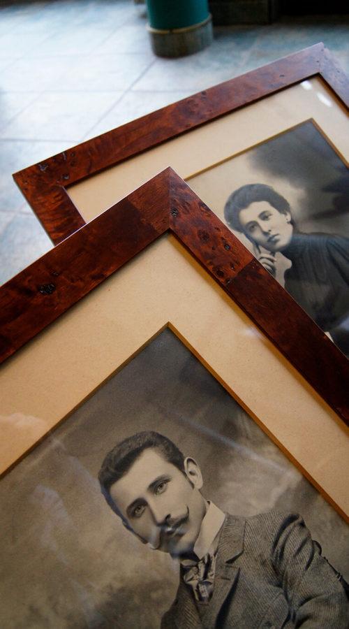 MECH art stare fotografie oprawa Warszawa